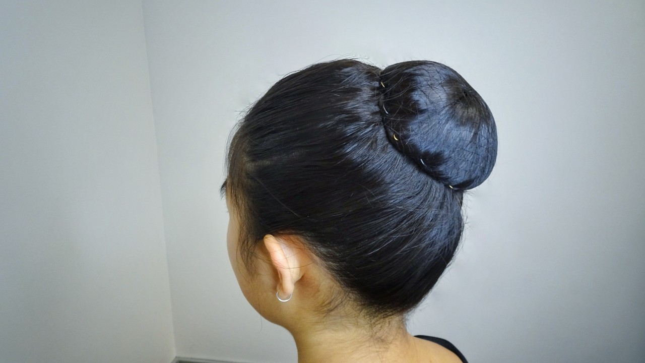 How to Make a Ballet Bun