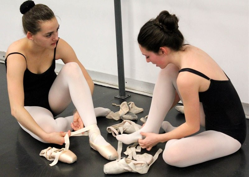 Pointe Preparedness - Are You Ready for Pointe?
